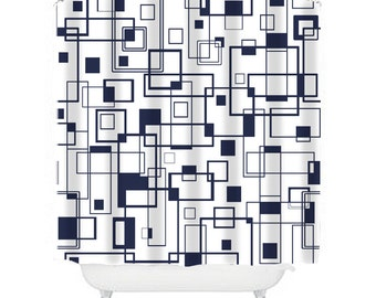 navy shower curtain, black and white shower curtain, fabric shower curtain long shower curtains gray shower curtain white shower curtain