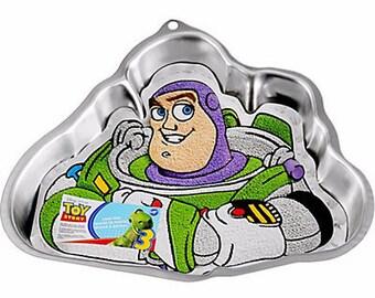 Toy Story Buzz Lightyear (Wilton) Cake Pan