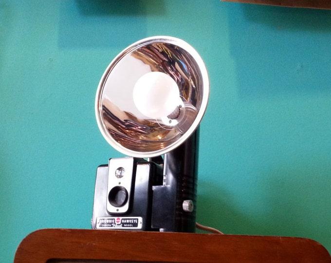 Kodak Brownie Hawkeye Working Camera Lamp
