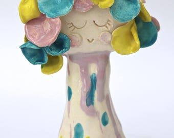 Little Lady - Tutti Fruiti - Ceramic figure