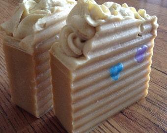 Goats Milk Patchouli Soap