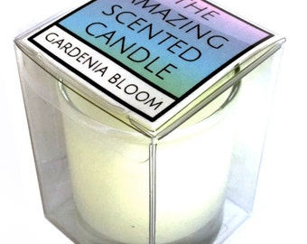 The Amazing Scented Candle-Gardenia Bloom-Power Votive Candle 3 oz,