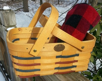 Peterboro Basket, Baskets, made in usa, handmade baskets