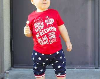 fourth of July shirt, 4th of July shirt, Fourth of July outfit, Fireworks tshirt, Fireworks shirt, BBQ shirt, Kids Fourth of July tee