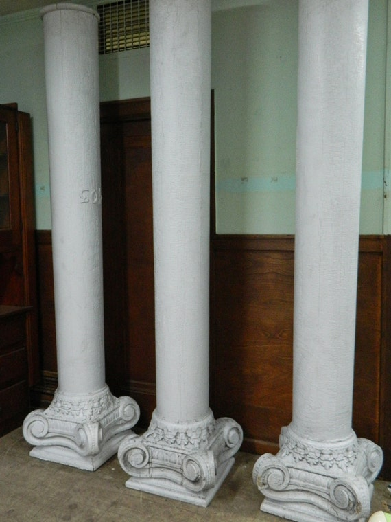 Victorian Column Architecture Salvage Porch Post Column