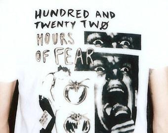 Screamers Shirt - Cry Tuff - White