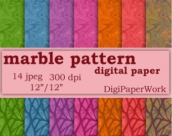 Digital Paper Marble pattern Instant download cracked marble stains paint background for Personal and Commercial use