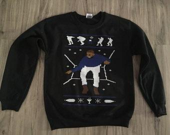 Drake sweater | Etsy