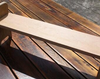 Oak Serving Platter/Stand - Centre Piece