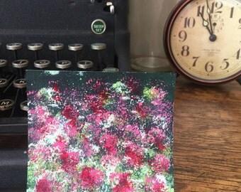 The Blurry Garden