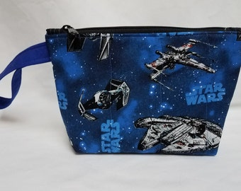 Star Wars Quilted Wristlet