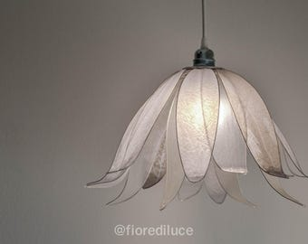 "Chandelier ""Desert Light"" / Free Shipping"