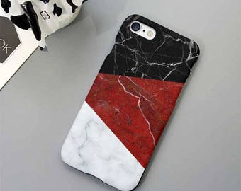 iPhone 7 Marble Case iPhone 7 Plus Case iPhone 8 Case iPhone SE Case iPhone 6 6s 6 plus iPhone X Case Samsung Galaxy S6 S7 S8 case iphone x