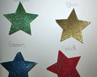 Tinsel Embossing powder- 6 colors to choose from