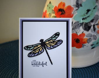 Handmade Card, All Occasion Card, StampinUp Card