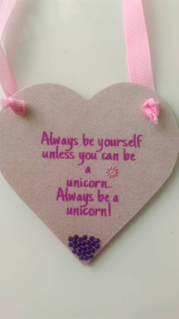 Unicorn gift gift for her birthday gift girls bedroom for Bedroom gifts for her