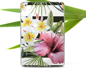 Floral Cover iPad Case Protector Cover iPad Mini Stand Tablet Stand iPad Air Cover iPad Air 2 Cover iPad 12.9 Case Hard Case iPad Stand i009