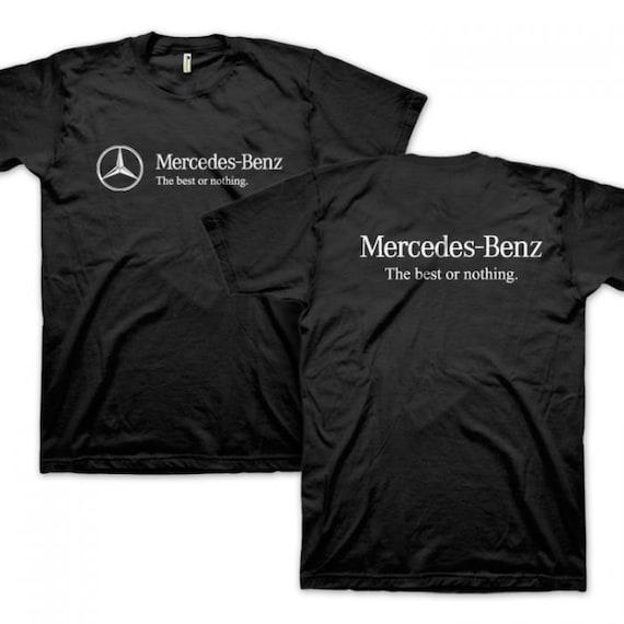 mercedes benz tee shirts