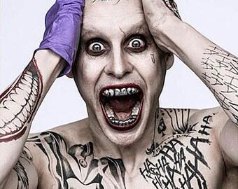 The Joker Temporary Tattoos