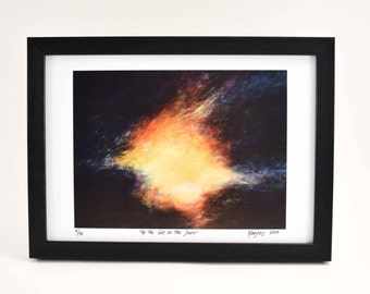 Abstract Paintings - Boyfriend Gift - Wall Art Print - Engagement Gift - Rustic Home Decor - Housewarming Gift - Digital Print - Boho Chic