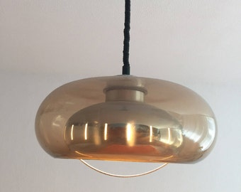 Raak Holland hanglamp retro ceiling lamp Dutch vintage Space Age lamp
