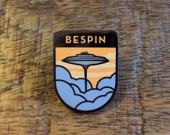 Greetings from Bespin! Lapel Pin