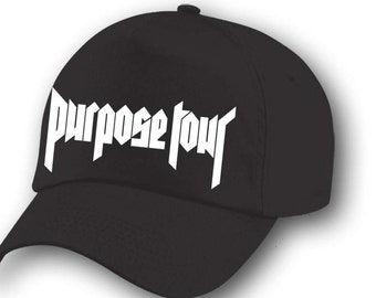 Sale - price Cut - Justin Bieber Purpose Tour - 2017 - Cap - Bieber - Bieber cap - Justin Bieber Tour -  Justin Bieber Cap
