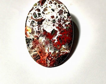 crazy lace agates cabochon hight quality ,flat back are available in 5 usd GM225