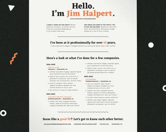 modern resume template resume template creative resume simple resume resume pdf - Creative Resume Templates For Mac