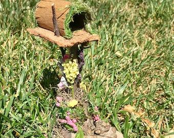Fairy Mailbox, Miniature Mailbox, Fairy Garden Supply, Faerie Mailbox, Elf Mailbox, Gnome Mailbox, Pixie Mailbox, Garden Miniature