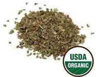 Organic Plantain Leaf (Herb)