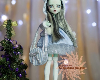 Exclusive outfit for Monster High doll - Not for sale!