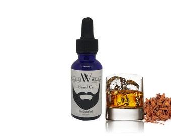 Wonderful Whiskers Beard Oil- Sandalwood Bourbon