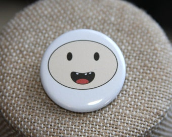 Adventure Time Finn the Human Button, Adventure Time Finn the Human Pin