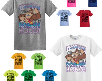 Donkey Kong Graphic tee, King Kong t-shirt