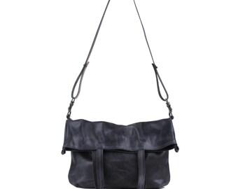 Shopper 'Caroline' ardoise shoulder bag