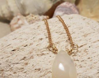 Ocean Jasper pendant; Ocean jasper necklace; Gemstone pendant; Ocean Jasper; Boho