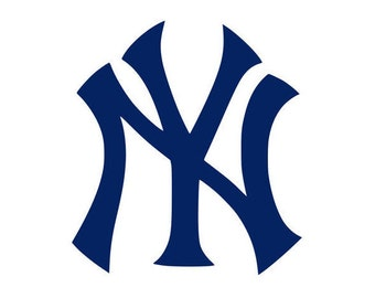 New York Yankees svg, Yankees svg, NewYork Yankees logo layered, nyy, dxf, cricut, silhouette cutting file, download