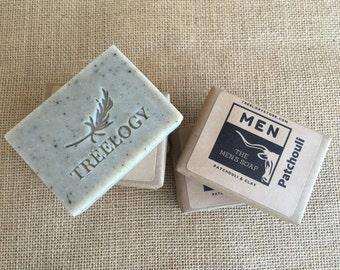 Men's Soap, Patchouli Soap, Men Soap, Man Soap, Handmade Soap, Natural Soap, Soap,