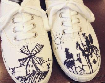 Don Quixote Shoes