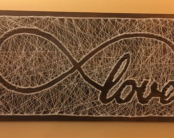 Custom Infinity Sign Etsy