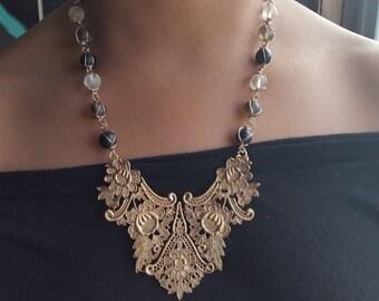 Aztec Queen Necklace