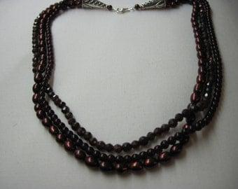 January Night Necklace