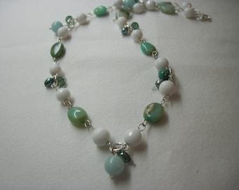 White Sand Beach Necklace