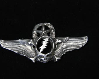 Classic Steal your Face Pin