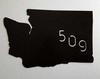 Area Code Etsy - 509 area code
