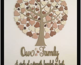 Family Tree Guestbook Alternative