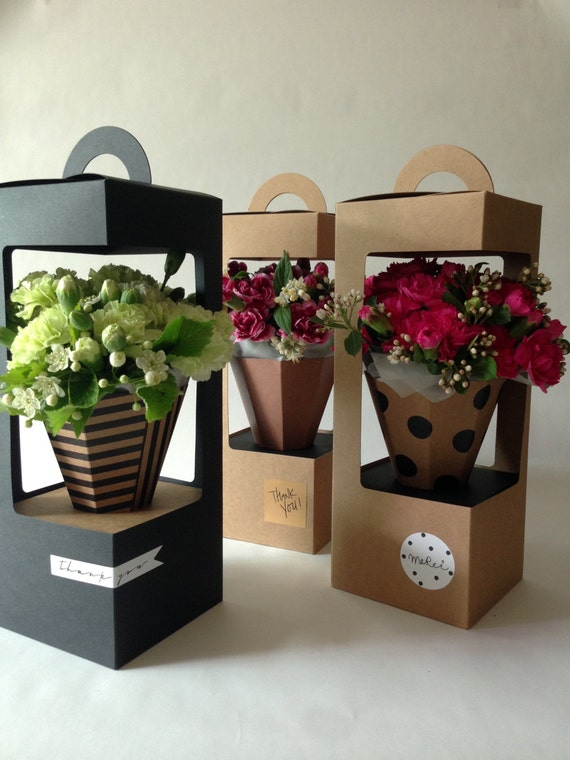 Flower cone box60ea set - Manualidades para vender faciles ...