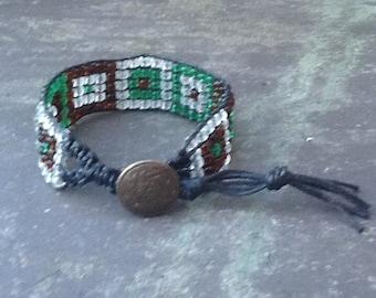 Unique cuff wrap bracelet