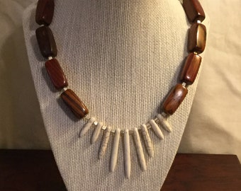 Native American Style Necklace 25